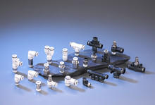 High Quality Quick Pneumatic Connector Plastic Pneumatic Fitting Manufacturer