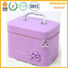 pu wholesale cosmetic cases