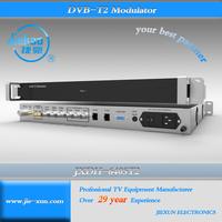 High quality ASI input RF output dvb-s to dvb-t converter