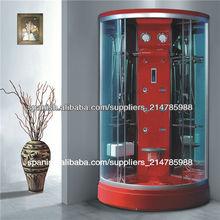 Muebles de baño de vapor de esquina cabina de hidromasaje