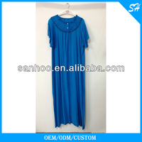 2013 Fashion Muslim Kaftan With Design For Women
