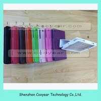 2015 newest rotating case for ipad mini protective leather case paypal is accepted