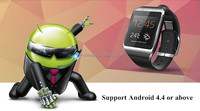 Fashion Bluetooth Smart Watch Wrist Watch Samrt watch for iPhone 4S/5/5S/6 and Android Phone + Free Shipping