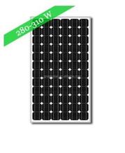 Cheap price per watt!! Monocrystalline solar panels 250W 30V, solar power system sold to Russia, India, Pakistan, Phillipines...