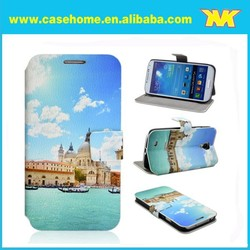 electric pressed printing mobile phone case for samsung galaxy s4 i9500