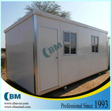 Low cost prefab container home kits