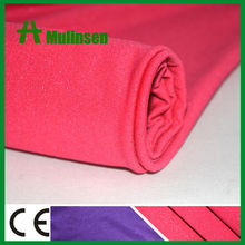 Knitting Dyed DTY Polyester Spandex Sports Wear Fabric