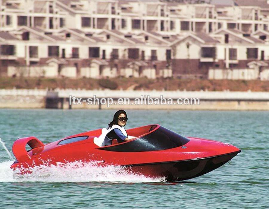 EPA ha approvato 4 Tempi 1400cc motore in fibra di vetro mini jet ski barca per la vendita