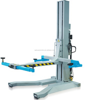 CE Certification and One Cylinder Hydraulic Single Post Car Lift