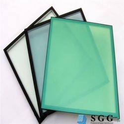 Hardened insulating glass curtain wall , insulated glass price