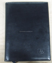 handmade decorative leather cheque book cover