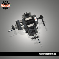 HOSTON Cross Slide Vise With Swivel base for Milling/Drilling Machines for sale