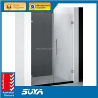 adjustable stainless steel pivot hinge for shower enclosure