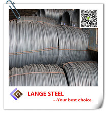 SAE1008B for nail making steel wire rods from Tangshan factory