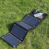 High-quality 20 watts Sunpower folding solar panel charger for iphone and ipad