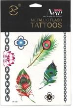 Kids Temporary Tattoo Sticker / Glitter Tattoo Sticker / Glow Tattoos For Selling