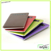 new promotion gift for 2016 4000mah touch screen power bank charger super slim