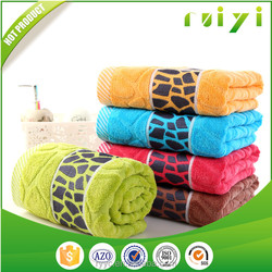 hot sell organic cotton towel terry bath towel stocks
