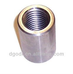stainless steel threaded female bush