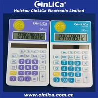wholesale logo customized calculators, large solar mini desk calculator