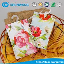 Custom scents wholesale air freshener fresh scented bags closet air freshener