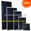 high transmission frame poly solar panel module for large project