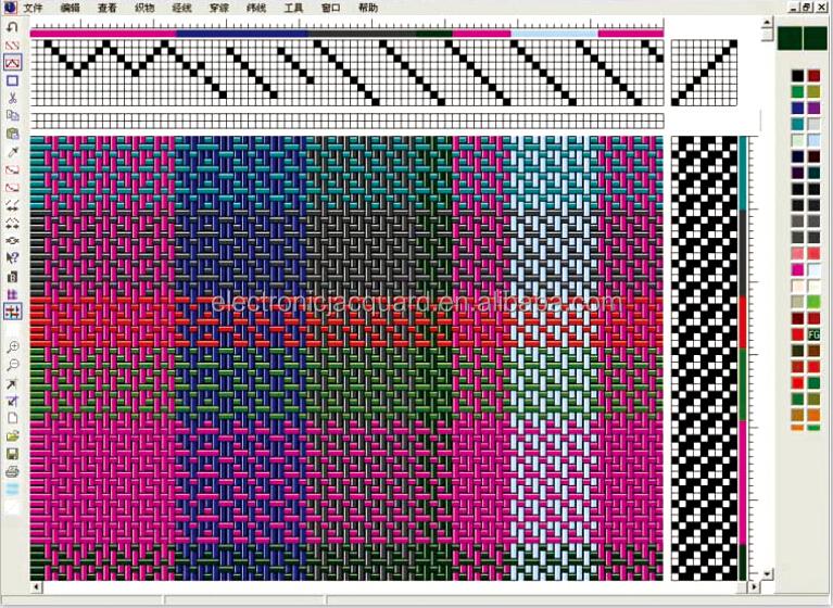 Fabrics Design Software Design Software/textile