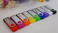 whole salt Plastic Flash USB drive 1GB 2GB 4GB 8GB 16GB 32GB 16GB pen USB drivers Rotation USB drivers