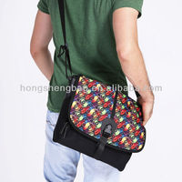latest one side school bag, long shoulder school bag,Taccu TSB502