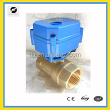 DC12V,DC24V 3wires control motor valve, brass operated valve , Auto drain& Water cooling system,Electric brewing system
