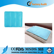 Durable Cooling Gel Mat Cushion Pad for pillow, seat and bed