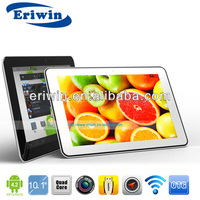 10.1 inch (16:10)1280*800 IPS MT6589 Quad-core 1.5GHZ G+G capacitive multi-touch Google Android4.2.2 ZX-MD1016 tablet