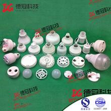 2015 Alibaba China Hot Sell Led Bulb Lamp Accessories ,Plastic Led Lamp Parts Wholesale