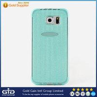 Phone Accessories glitter TPU Case for Samsung S6 Case Cover