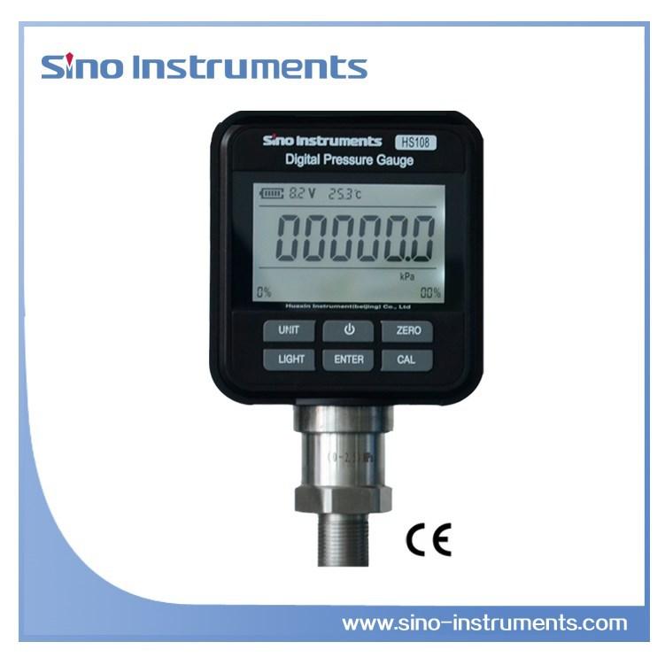Precision Pressure Gauges : Hs china digital pressure gauge precision
