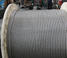2015 Advanced Mine steel wire rope for coal production