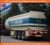 Fuel Oil tanker trailer Za 13000 gallon 50000Liter 50cbm Tank trailer