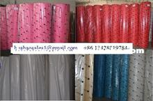 100% recycle cotton non woven fabric