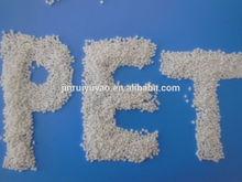 recycled pet granules/pet raw material/pet resin bottle grade