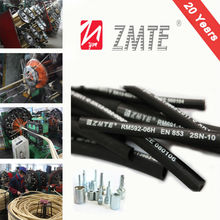 OEM service / API Q1 certificated hydraulic rubber / crimping machinery expandable hose