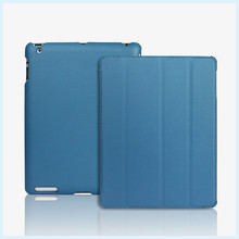 In Stock! Hot Sale Ultra Slim Cover For iPad 2 Case For iPad 4 Smart Cover For iPad 3 Cases
