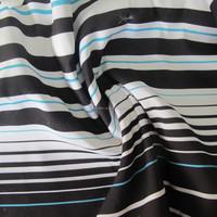 polyester microfiber fabric / peach skin