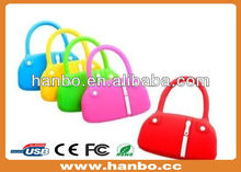 all kinds of newest colorful logo engraving plastic female bag cheapest usb flash drive usb flash disk