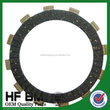 Motorbike Clutch Plate, GS110/QS110/SD110 Motorcycle Clutch Disc for 110CC