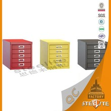 2015 Excellent Quality Steel Furniture Korea Cabinet Design Drawer Cabinet