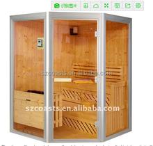 Delicate design spa sauna steam room for beauty healthcare