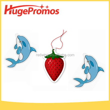 Promotional Customized Hanging Paper Car Air Freshener