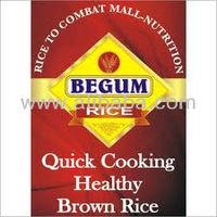 Indian brown Rice