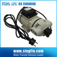 Singflo 220v 40psi 25LPM Self Priming Electric Adblue Water Transfer Pump Liquid Food