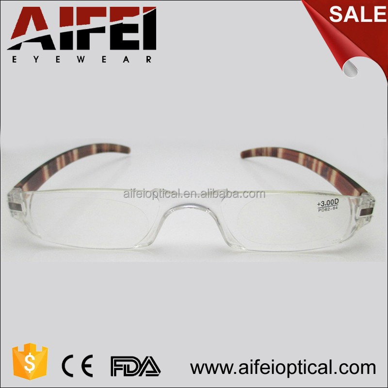 slim one injection 1 dollar reading glasses with pattern